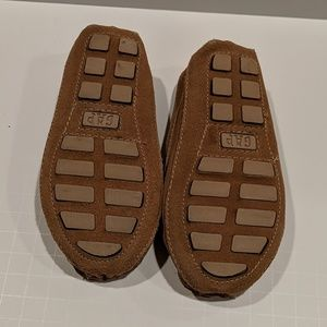 GAP Shoes - Baby Gap loafers, faux suede, 7c
